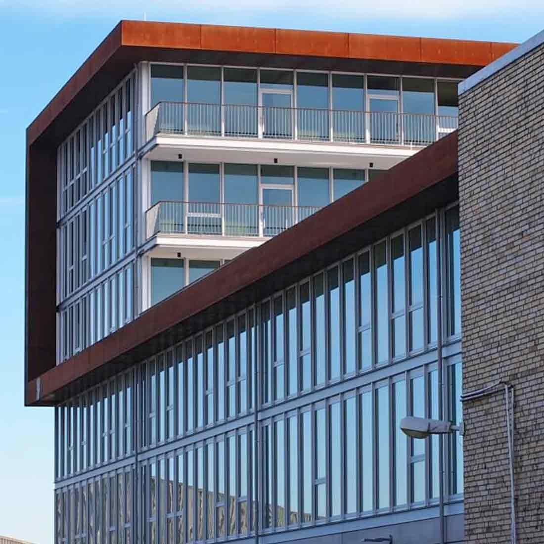 Jaffestraße • Neubau eines Gewerbehofes