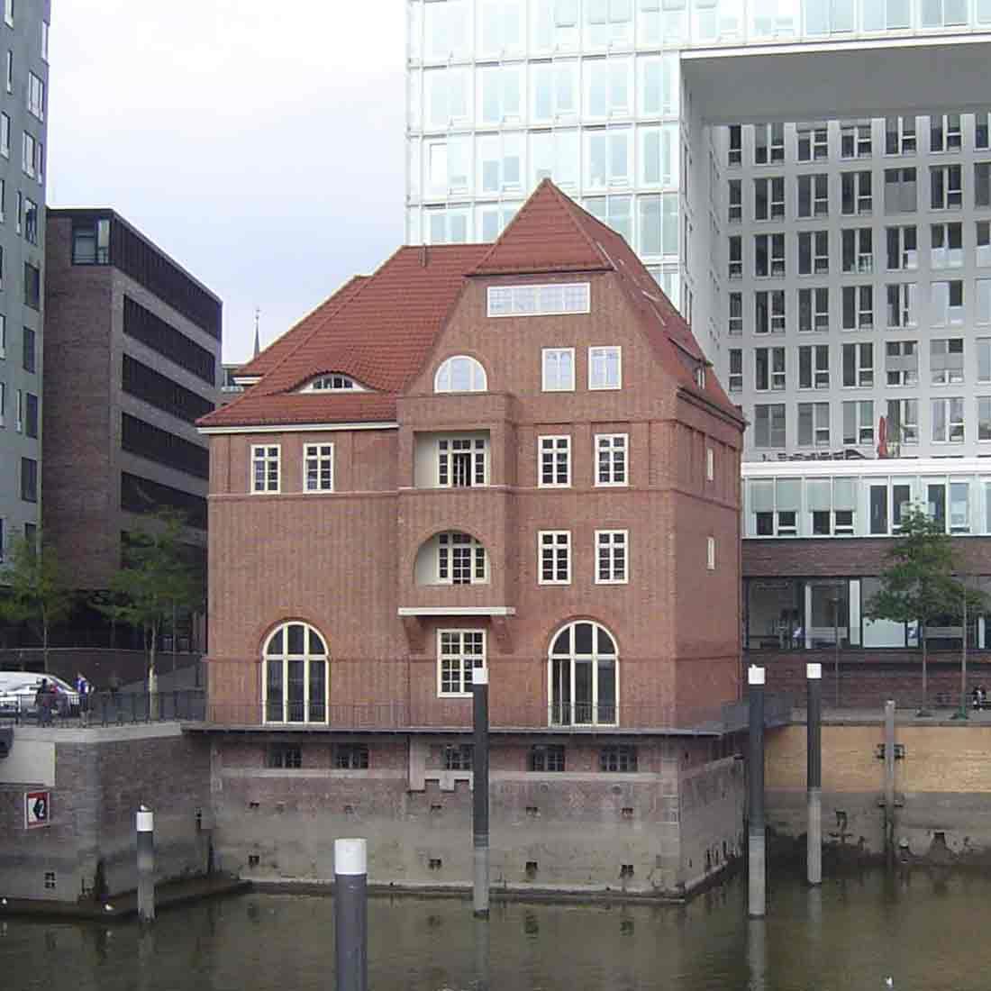 Altes Zollhaus • Sanierung