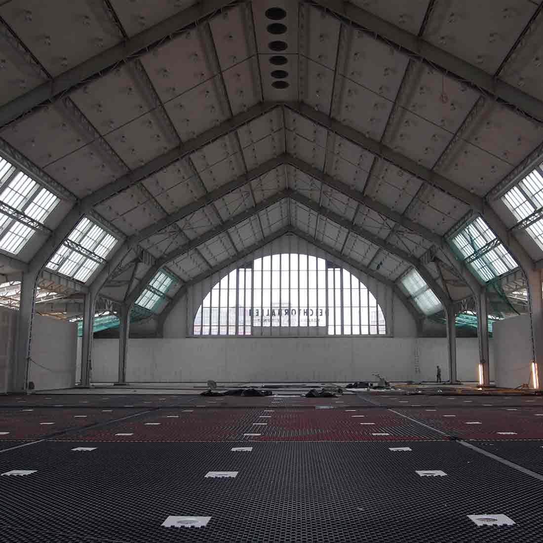 Deichtorhallen • Umbau & Sanierung